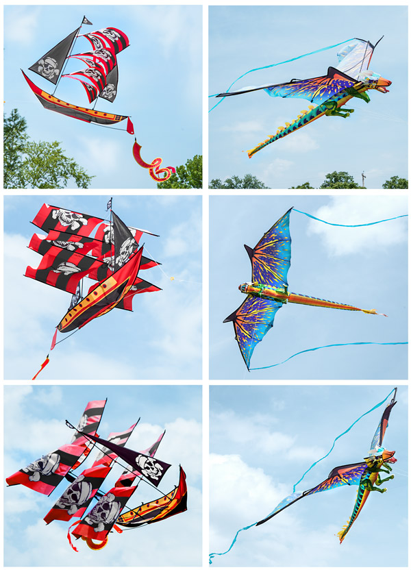 Supersize 3d Kites