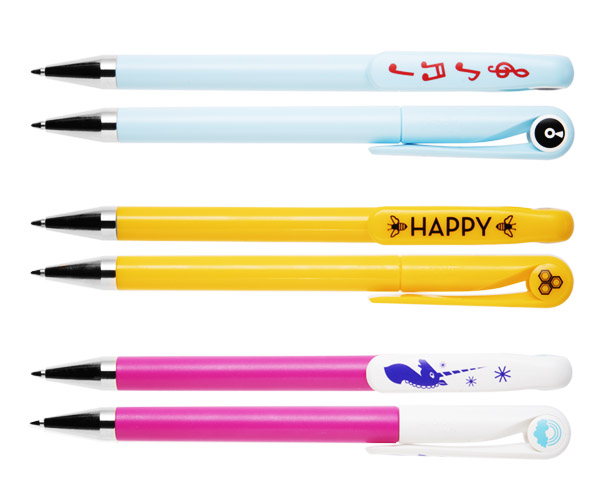 The 7-Year Pen is available in a variety of beautiful designs.