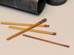 How were matches accidentally invented?
