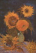 Sunflowers as art for your plasma tv or as an lcd tv screensaver.