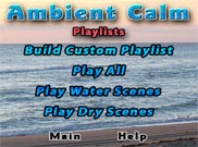 Build a custom relaxation playlist