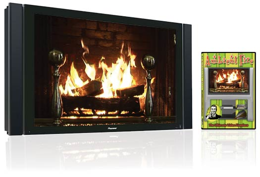 Ultimate Video Fireplace DVD