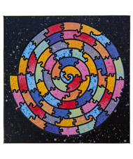 Baffler Puzzle - The Spiral of Archimedes