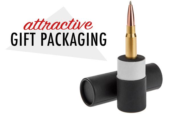 Bullet Shaker Pen and gift box