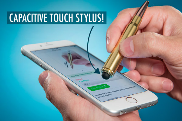 Integrated stylus used for browsing Vat19.com