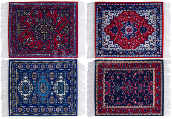 Oriental CoasterRugs