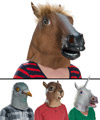 Animal Head Masks