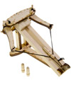 Build Your Own Wooden Ballista Kit