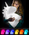 Giant Unicorn Lamp