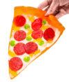 Gummy Pizza - Slice