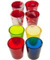 Hard Candy Shot Glasses