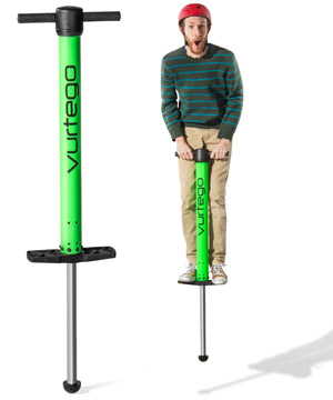 The 10-foot Pogo Stick