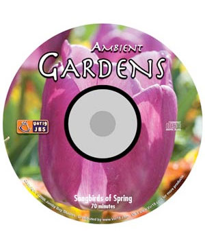 Ambient Gardens CD