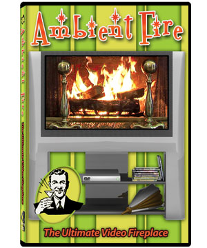 Ambient Fire DVD