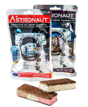 astronaut ice cream in space - photo #22
