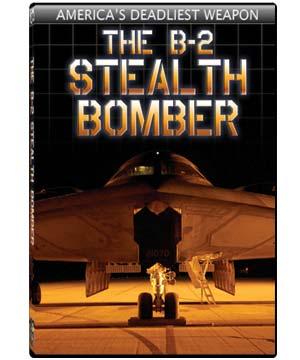 B-2 Stealth Bomber DVD