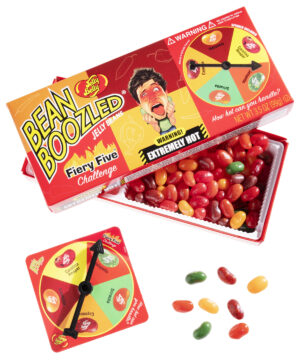 BeanBoozled Fiery Five Spinner Gift Box #gift