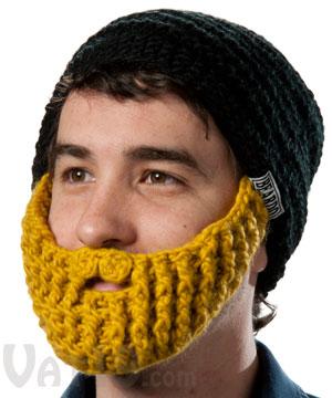 3805f157fa9 The Original Beard Hat - Black   Blond
