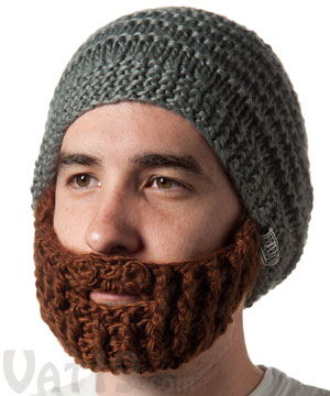 29e30259371 The Original Beard Hat from Beardo