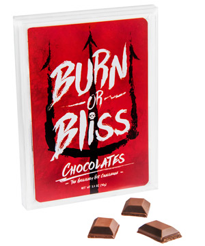 Burn or Bliss Chocolate ®