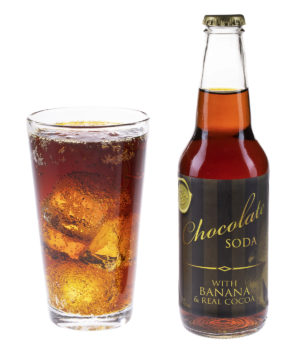 Chocolate Banana Soda
