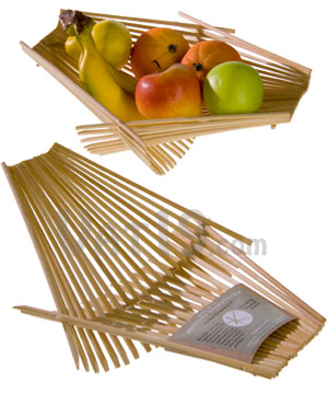 Chopstick Folding Baskets