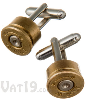 Colt .45 Cufflinks