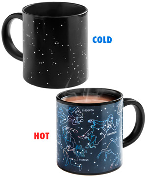 Constellation Heat Change Mug