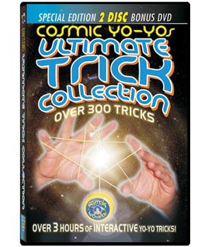 Cosmic Yo Yos DVD