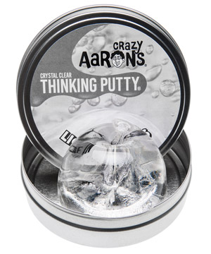 Liquid Glass Thinking Putty by Crazy Aaron
