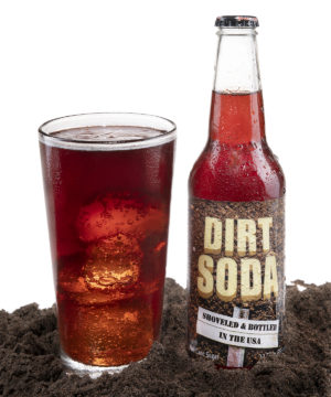 Dirt Soda Pop