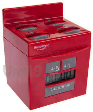 5-in-1 Kitchen Timer