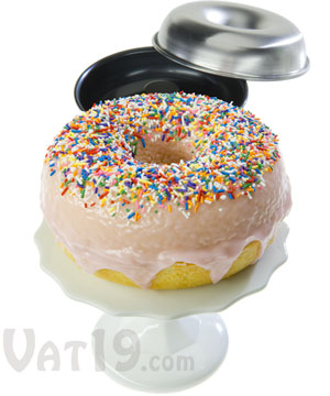 Giant Donut Cake Pan Set