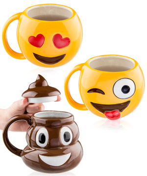 Emo-Gees Coffee Mugs