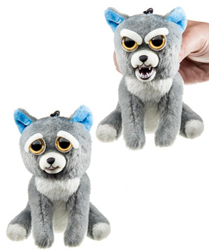 b4255c5ef49f Feisty Pets: Stuffed animals that change from awwww to ahhhhh!