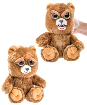 cc6c772691e Feisty Pets  Stuffed animals that change from awwww to ahhhhh!