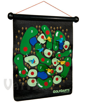 GolfDarts Magnetic Dart Game