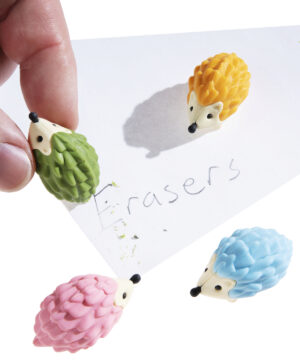 Hedgehog Eraser