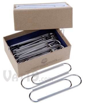 Jumbo Paper Clips (set of 15)