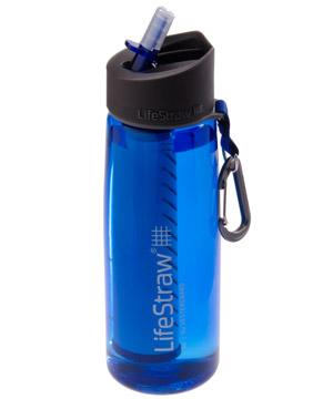 Genial LifeStraw Water Filter   Bottle (22oz)