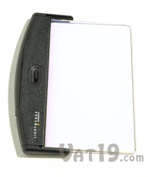 LightWedge LED Book Light