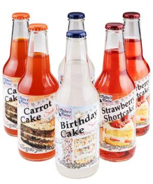 Cake Sodas