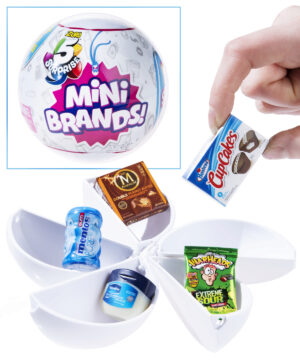 Mini Brands Surprise Ball