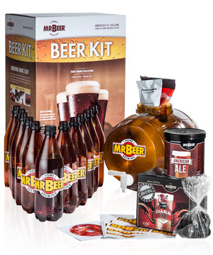 mr beer craft collection home brewing kit On home brew craft beer