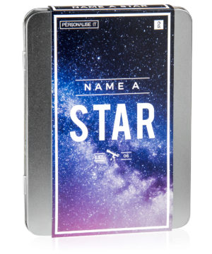 How much is it to name a star after someone
