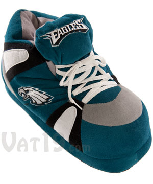 af96f01e ComfyFeet NFL Sneaker Slippers: Ultra-plush design with non-skid tread