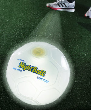NightBall Soccer Ball