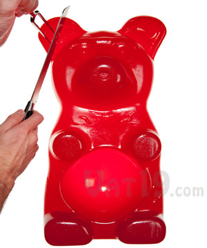 26-pound Party Gummy Bear