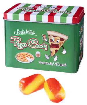 Pizza Hard Candy