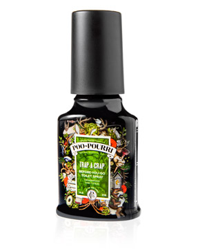 Poo Pourri All Natural Spray Deodorizer Eliminates
